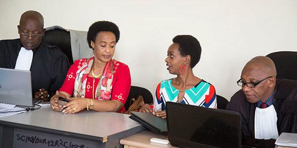 Rwanda prosecutors seek 22-year jail term for Rwigaras