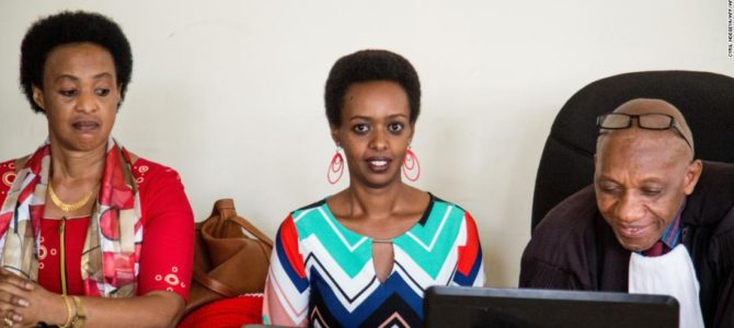 US congressional support builds for Rwandan opposition leader