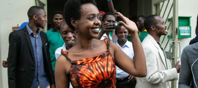 Rwanda drops appeal against acquittal of dissident Rwigara