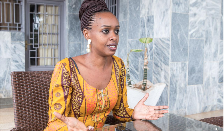 Rwandan opposition figure says she won't be deterred by detention