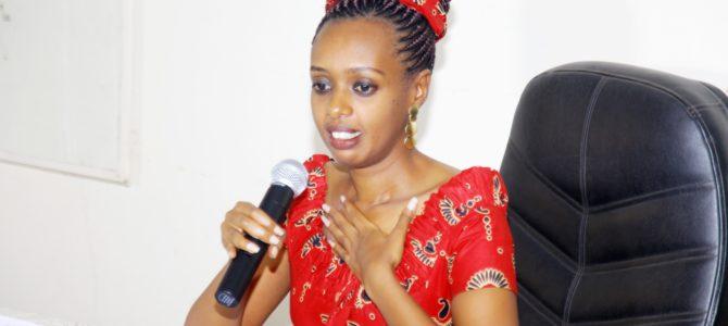 """Aho kunigwa n'ijambo wanigwa nuwo uribwiye"" Shima Diane Rwigara"